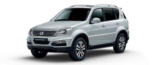 SsangYong Rexton III 2012 - now SUV 5 door #3