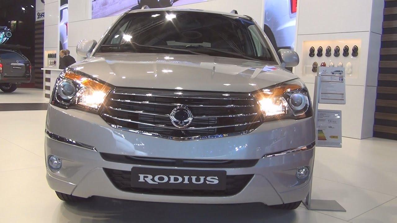 SsangYong Rodius 2013 - now Minivan #2