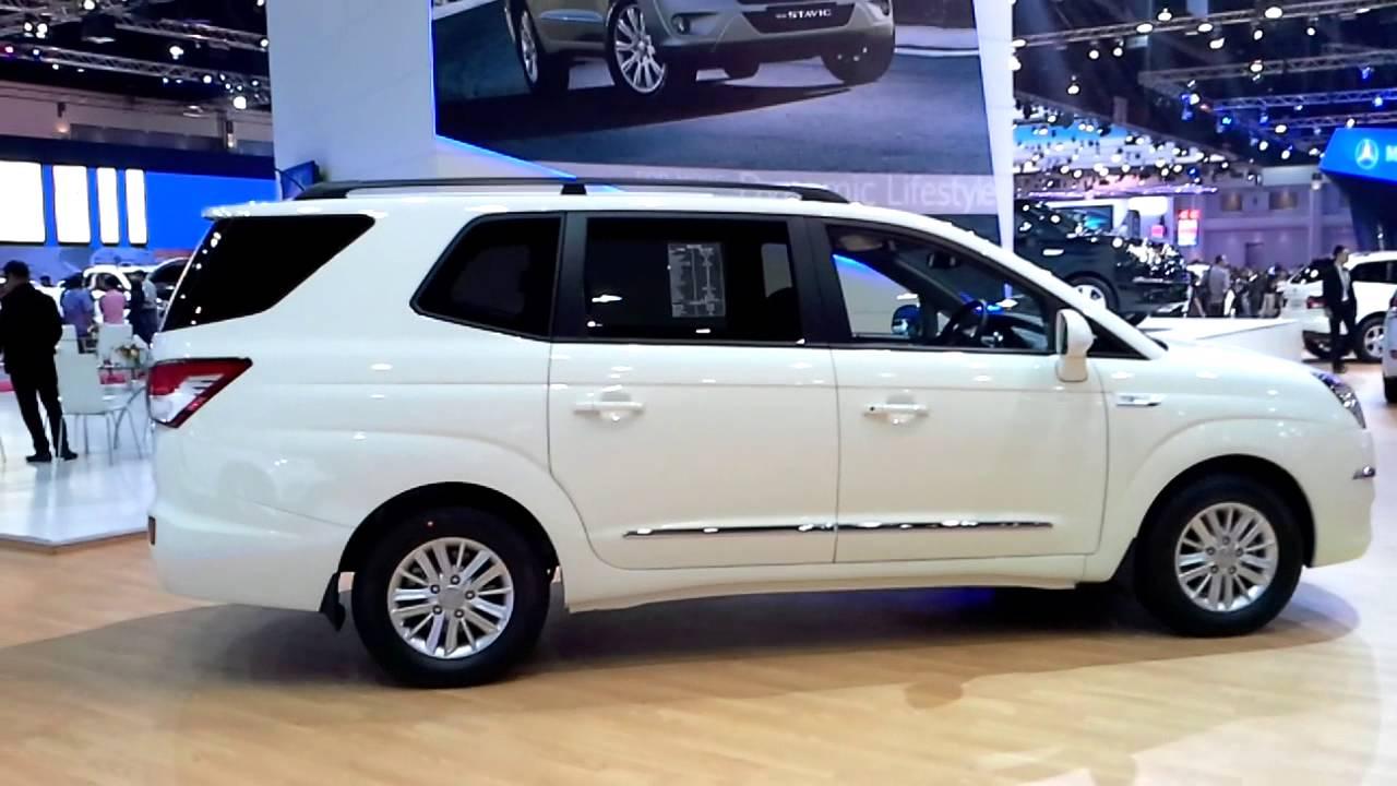 SsangYong Stavic 2013 - now Minivan #8