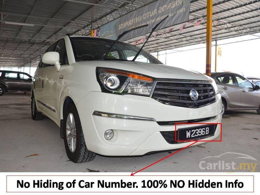 SsangYong Stavic 2013 - now Minivan #6
