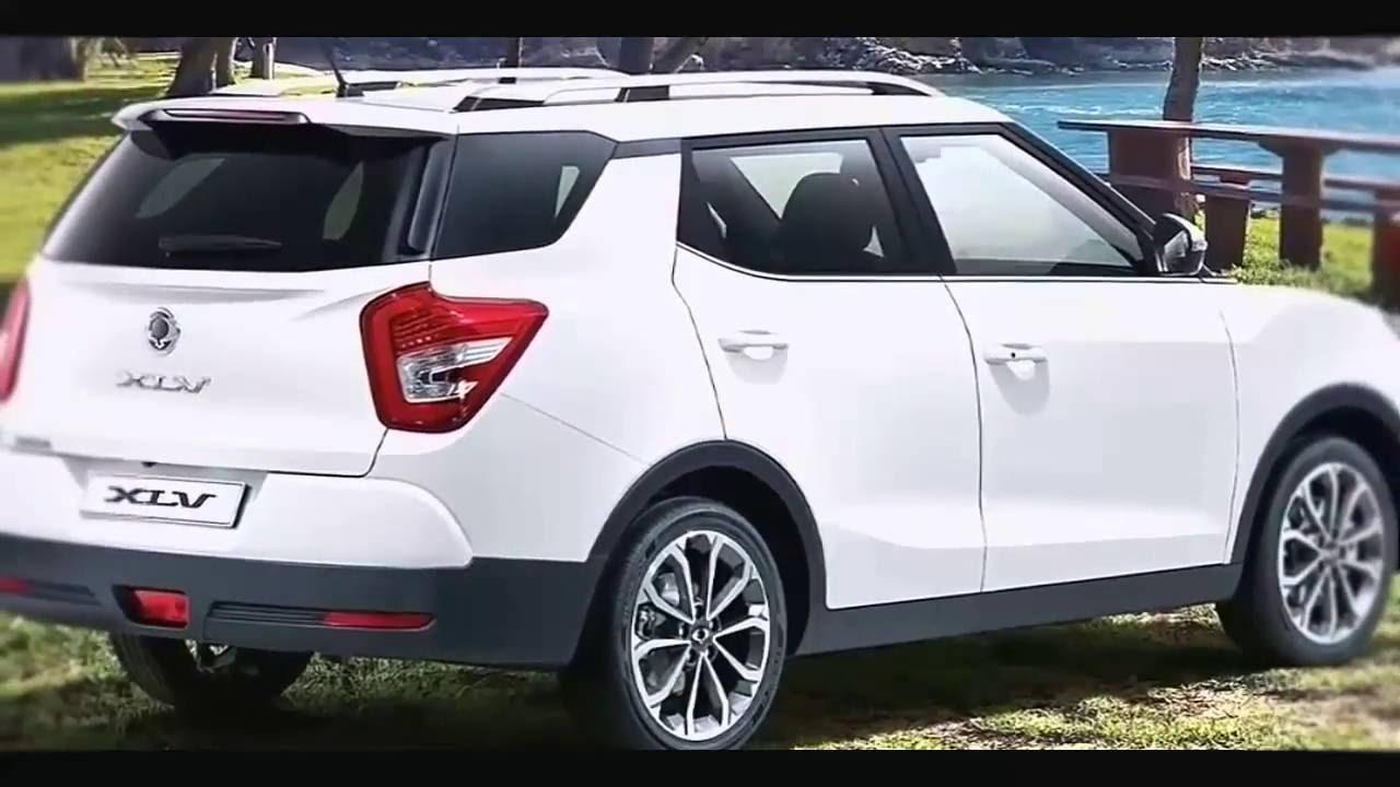SsangYong XLV I 2016 - now SUV 5 door #3