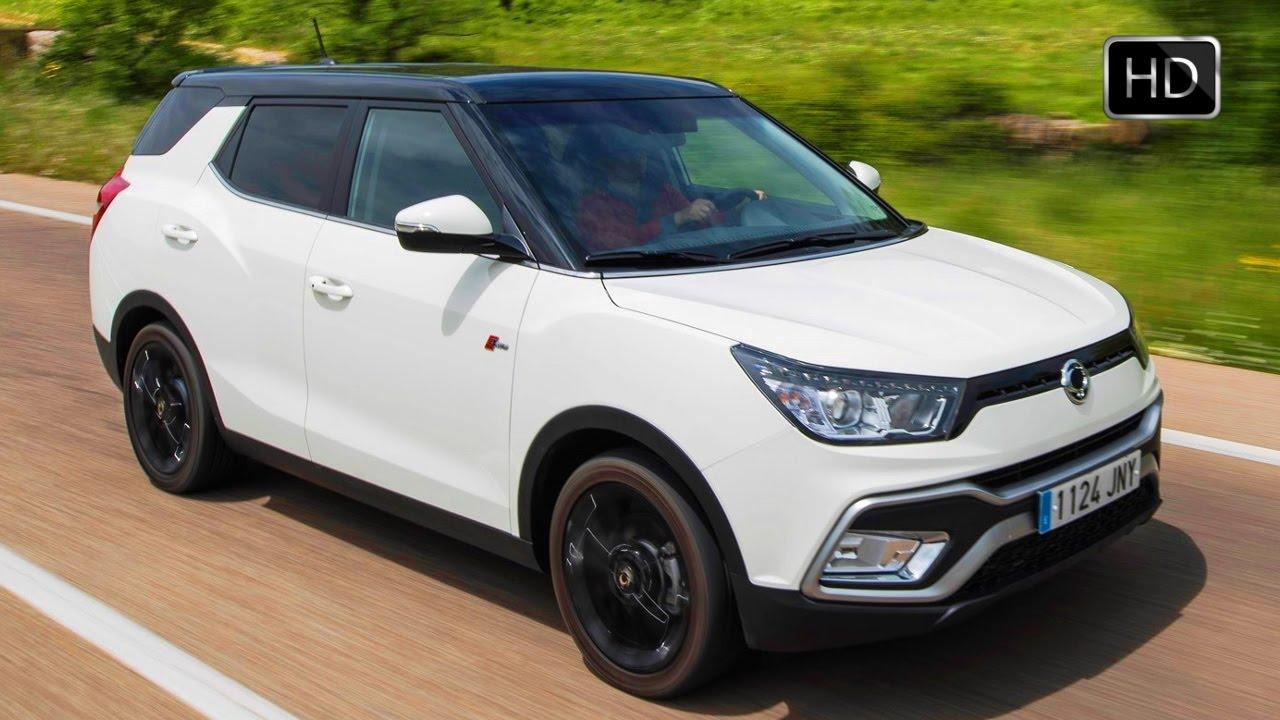 SsangYong XLV I 2016 - now SUV 5 door #8
