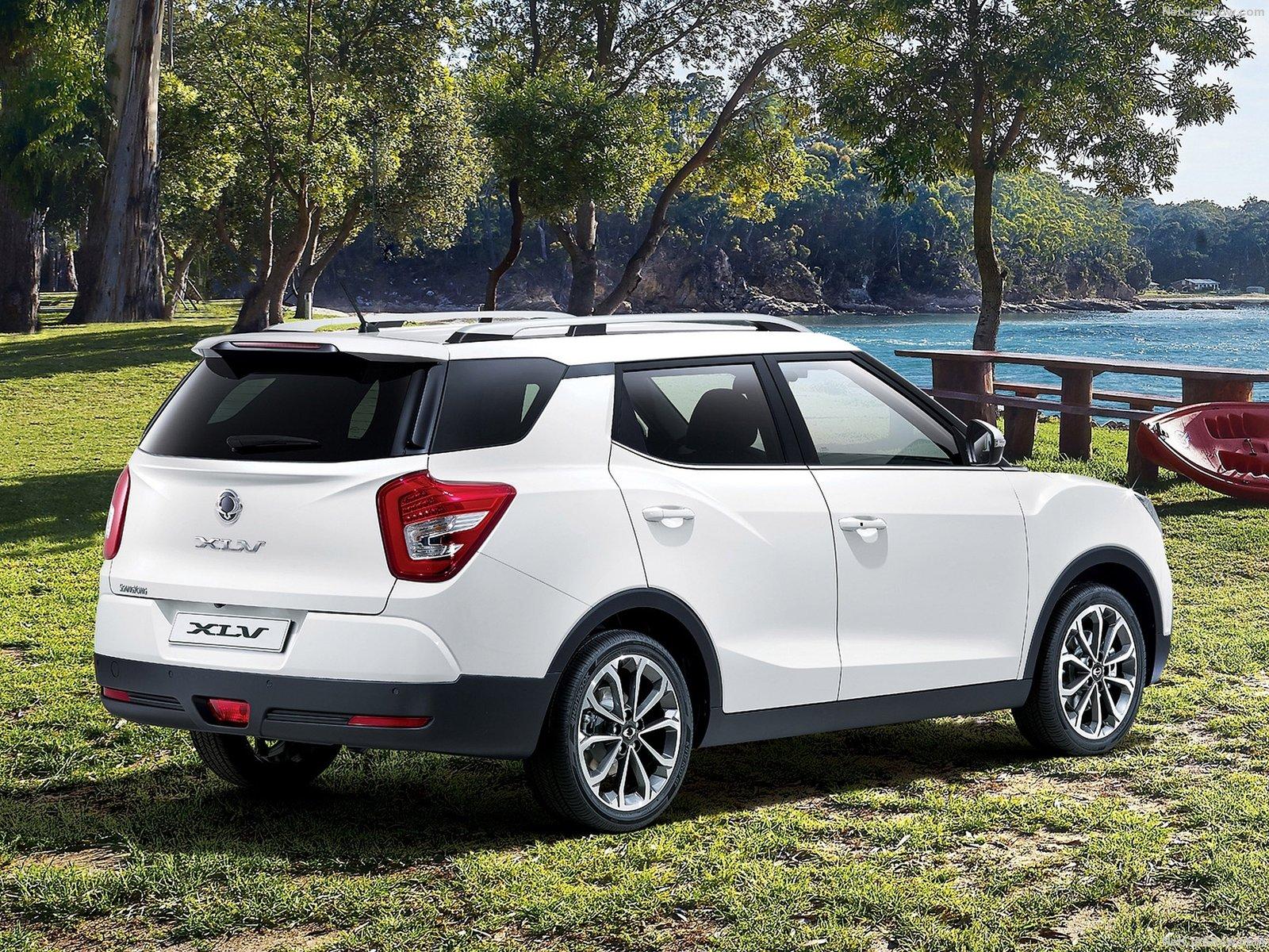 SsangYong XLV I 2016 - now SUV 5 door #7