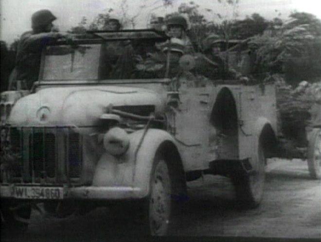 Steyr 1500 I 1941 - 1944 SUV #5