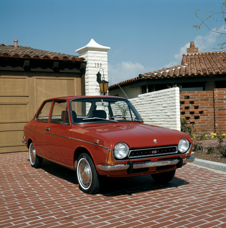 Subaru 1000 I 1965 - 1969 Sedan 2 door #4
