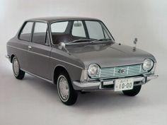 Subaru 1000 I 1965 - 1969 Sedan 2 door #7
