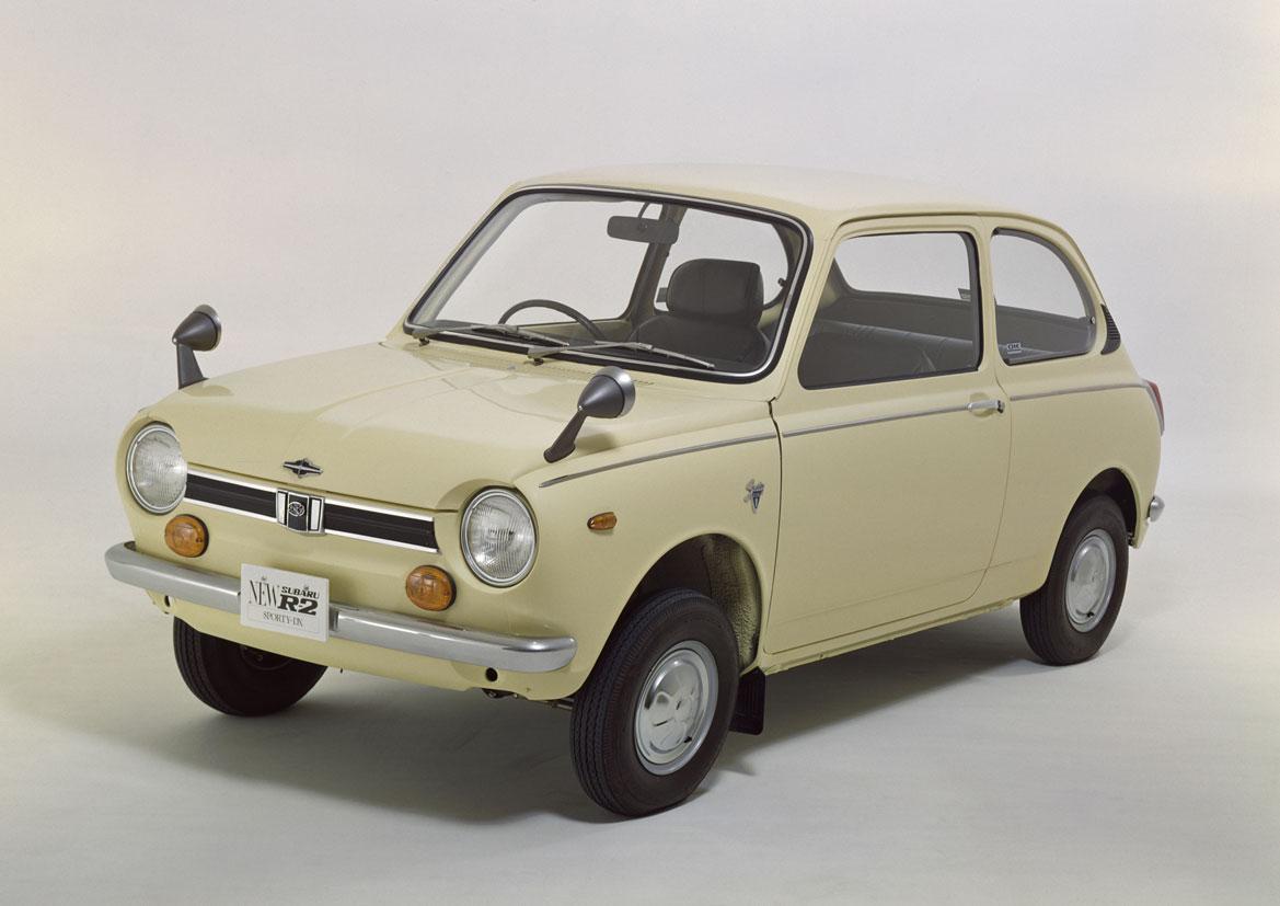 Subaru 1000 I 1965 - 1969 Sedan 2 door #5