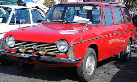 Subaru 1000 I 1965 - 1969 Sedan 2 door #6
