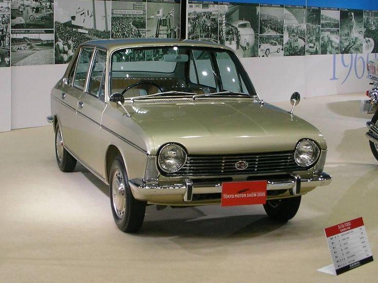 Subaru 1000 I 1965 - 1969 Sedan 2 door #2