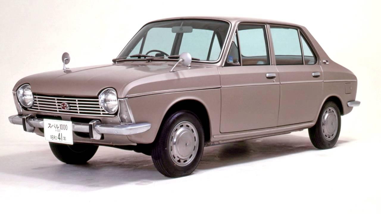 Subaru 1000 I 1965 - 1969 Sedan #6