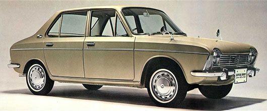 Subaru 1000 I 1965 - 1969 Sedan #2