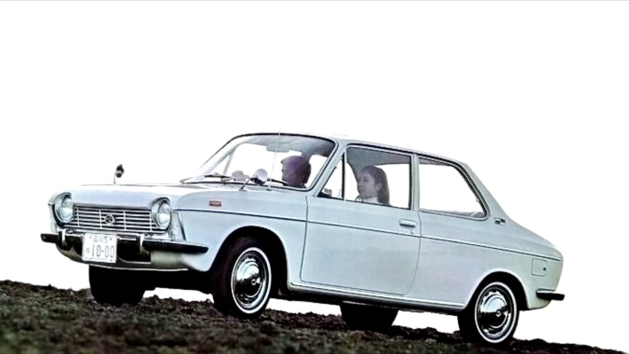 Subaru 1000 I 1965 - 1969 Sedan #4