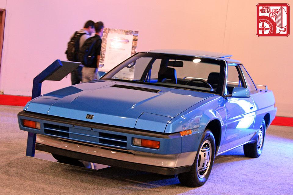 Subaru Alcyone I 1985 - 1991 Coupe #6