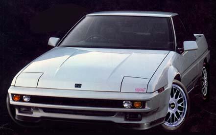 Subaru XT 1987 - 1992 Coupe #7