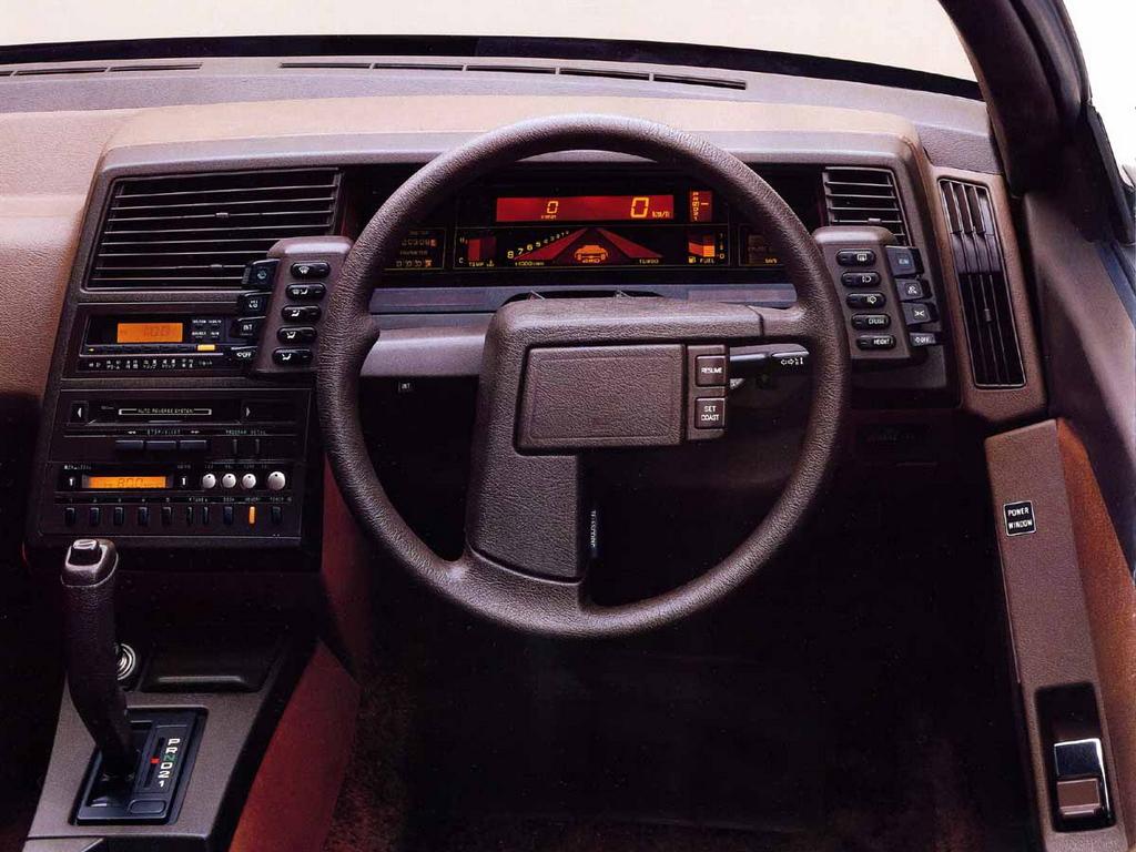Subaru Alcyone I 1985 - 1991 Coupe #5