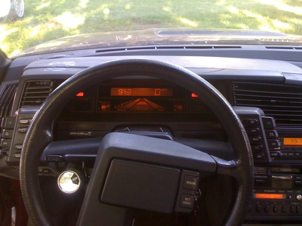 Subaru Alcyone I 1985 - 1991 Coupe #1