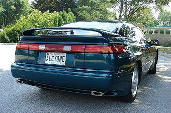 Subaru Alcyone II 1991 - 1996 Coupe #1