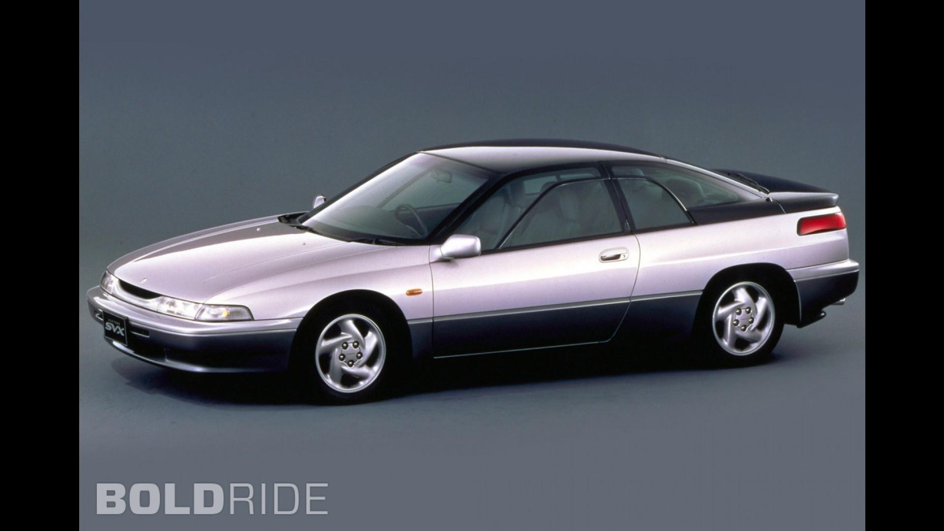 Subaru Alcyone II 1991 - 1996 Coupe #3