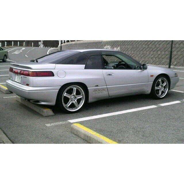 Subaru Alcyone II 1991 - 1996 Coupe #2