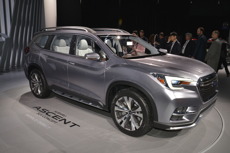 Subaru Ascent I 2017 - now SUV 5 door #1