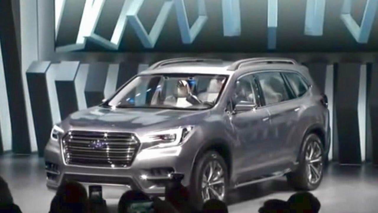 Subaru Ascent I 2017 - now SUV 5 door #8