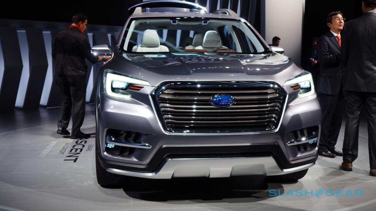 Subaru Ascent I 2017 - now SUV 5 door #3