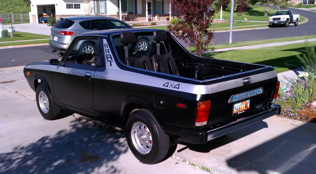 Subaru Brat I 1978 - 1994 Pickup #4