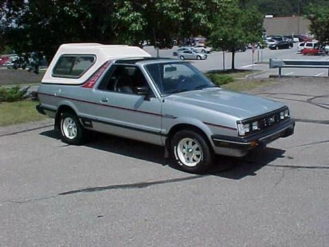 Subaru Brat I 1978 - 1994 Pickup #1