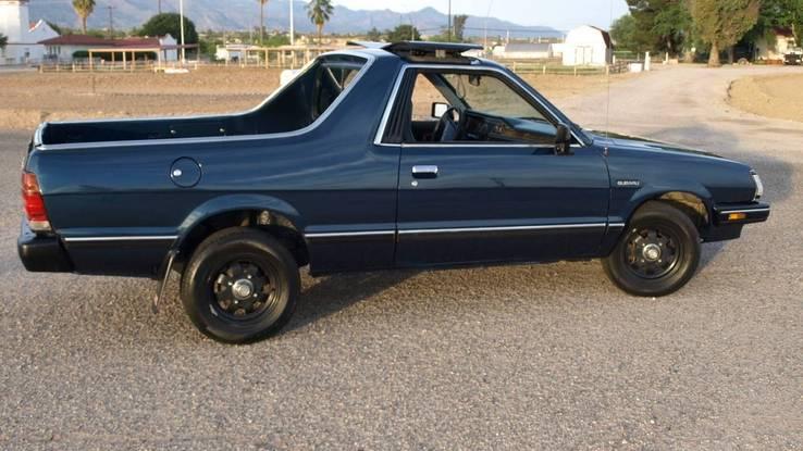Subaru Brat I 1978 - 1994 Pickup #6