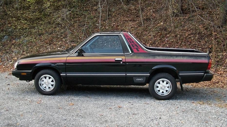 Subaru Brat I 1978 - 1994 Pickup #5