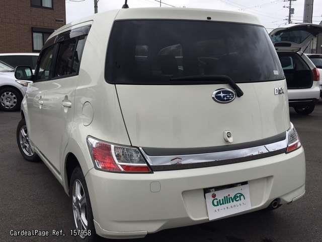Subaru Dex 2008 - 2010 Hatchback 5 door #7