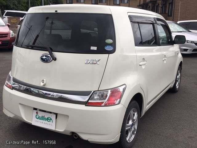 Subaru Dex 2008 - 2010 Hatchback 5 door #5