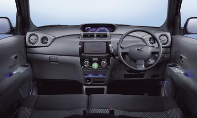 Subaru Dex 2008 - 2010 Hatchback 5 door #8