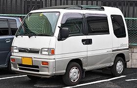 Subaru Justy V 2016 - now Microvan #5