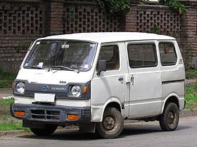 Subaru Justy V 2016 - now Microvan #4