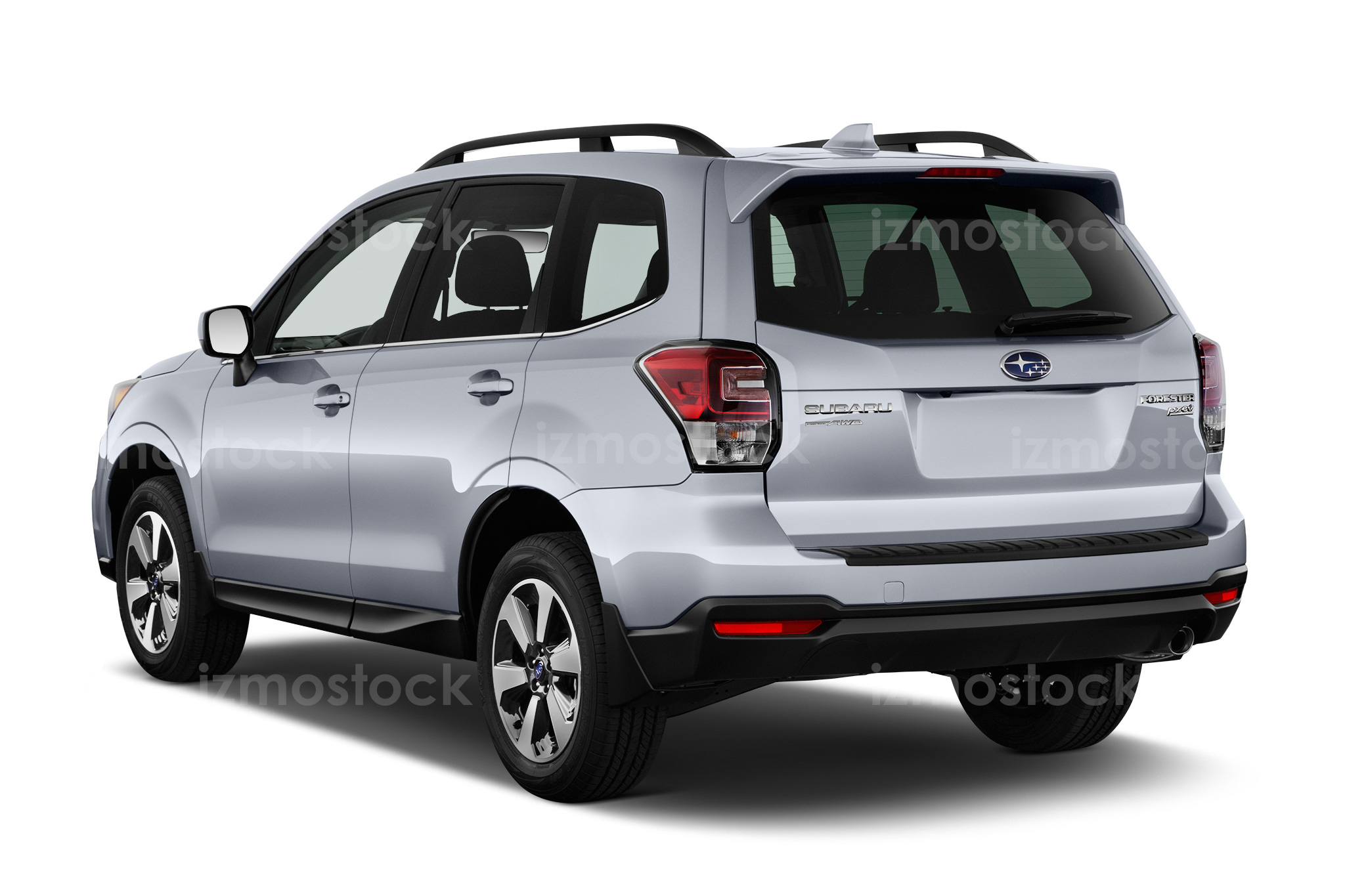 Subaru Forester IV Restyling 2 2016 - now SUV 5 door #4