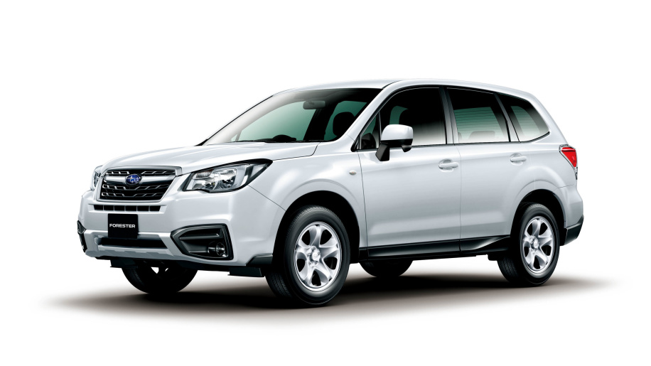 Subaru Forester IV Restyling 2 2016 - now SUV 5 door #1