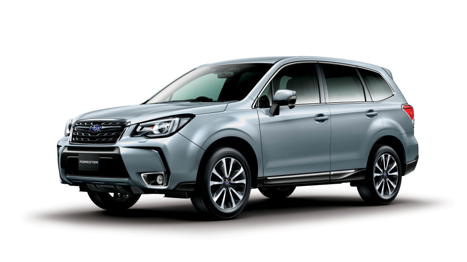 Subaru Forester IV Restyling 2 2016 - now SUV 5 door #5