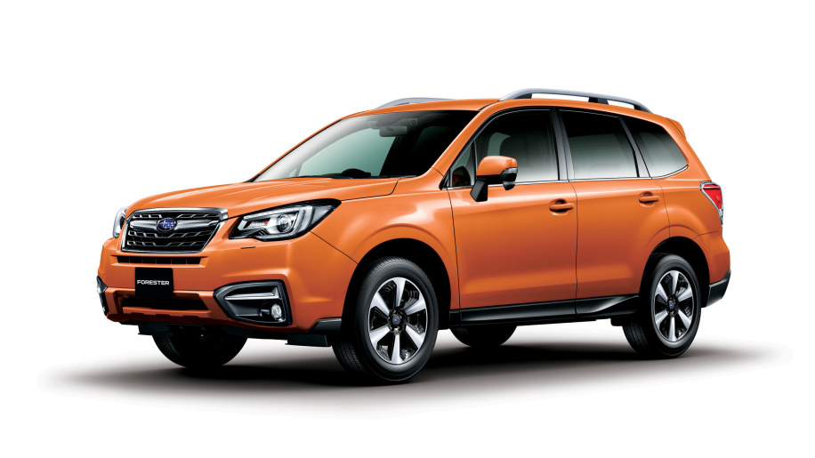 Subaru Forester IV Restyling 2 2016 - now SUV 5 door #6