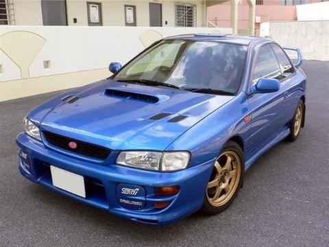 Subaru Impreza I 1992 - 2000 Coupe #3
