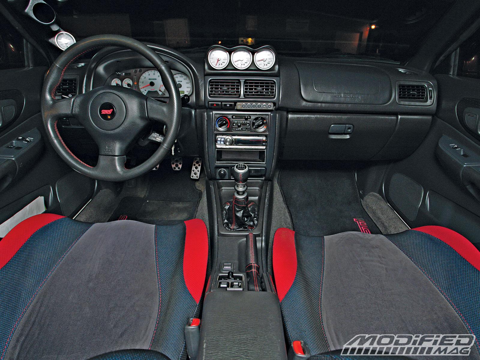 Subaru Impreza I 1992 - 2000 Coupe #7