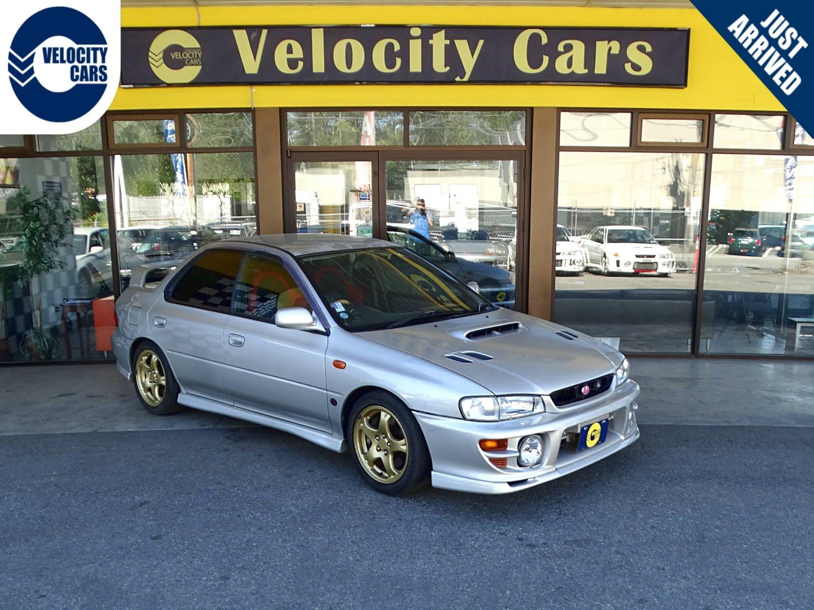 Subaru Impreza I 1992 - 2000 Coupe #6