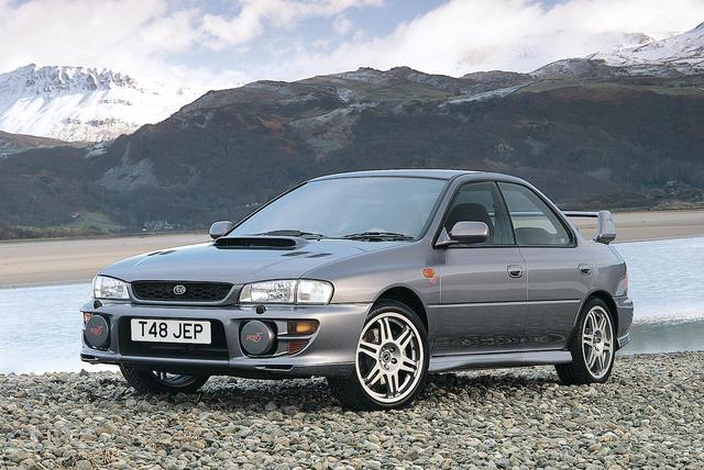 Subaru Impreza I 1992 - 2000 Coupe #5