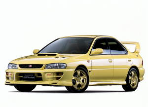 Subaru Impreza I 1992 - 2000 Coupe #1