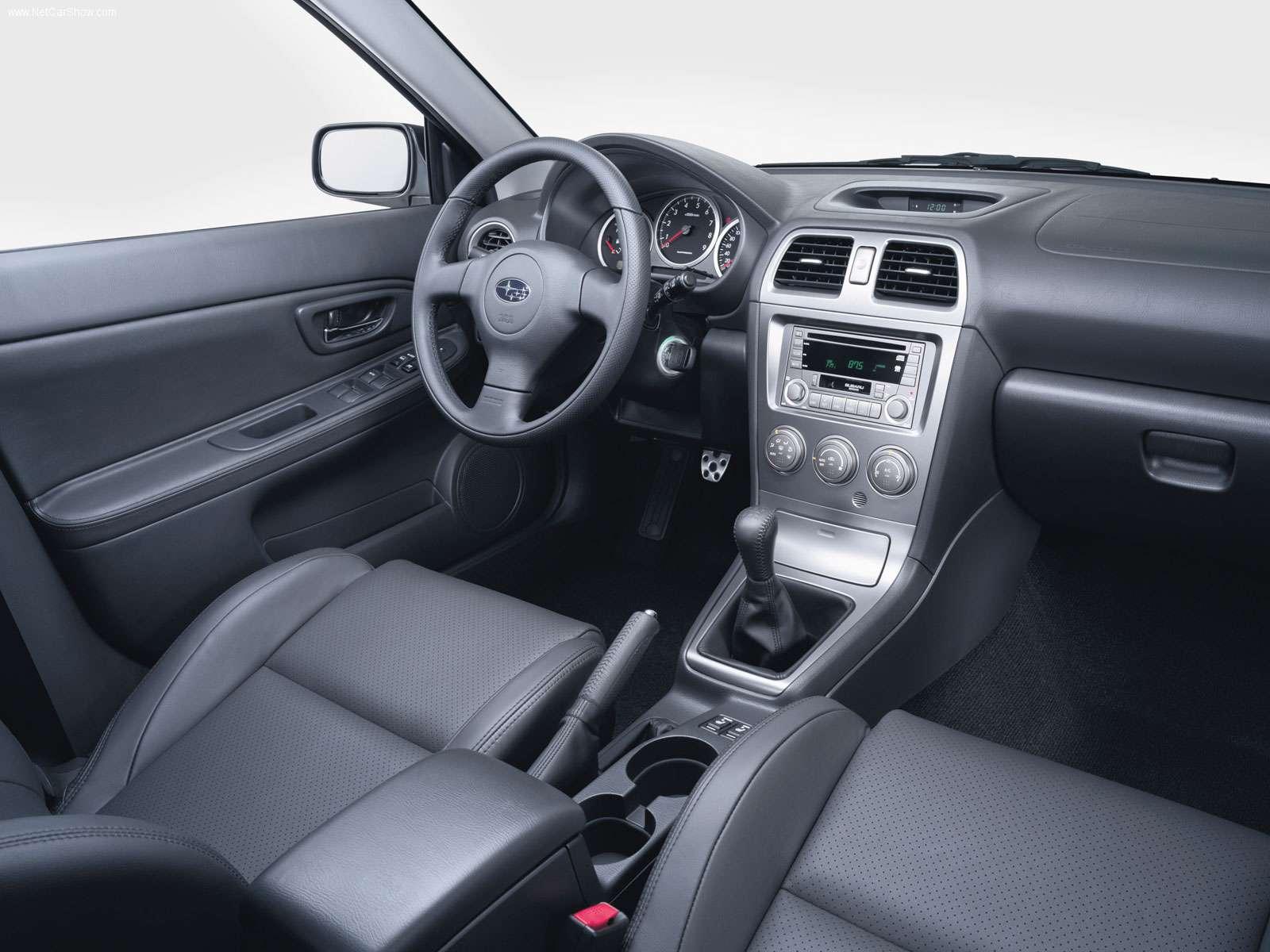Subaru Impreza WRX STi I 1992 - 2000 Sedan #6