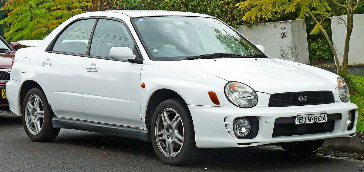 Subaru Impreza WRX II Restyling 2 2005 - 2007 Station wagon 5 door #8