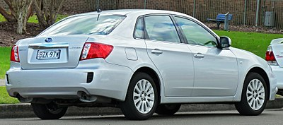 Subaru Impreza II Restyling 2 2005 - 2007 Station wagon 5 door #8