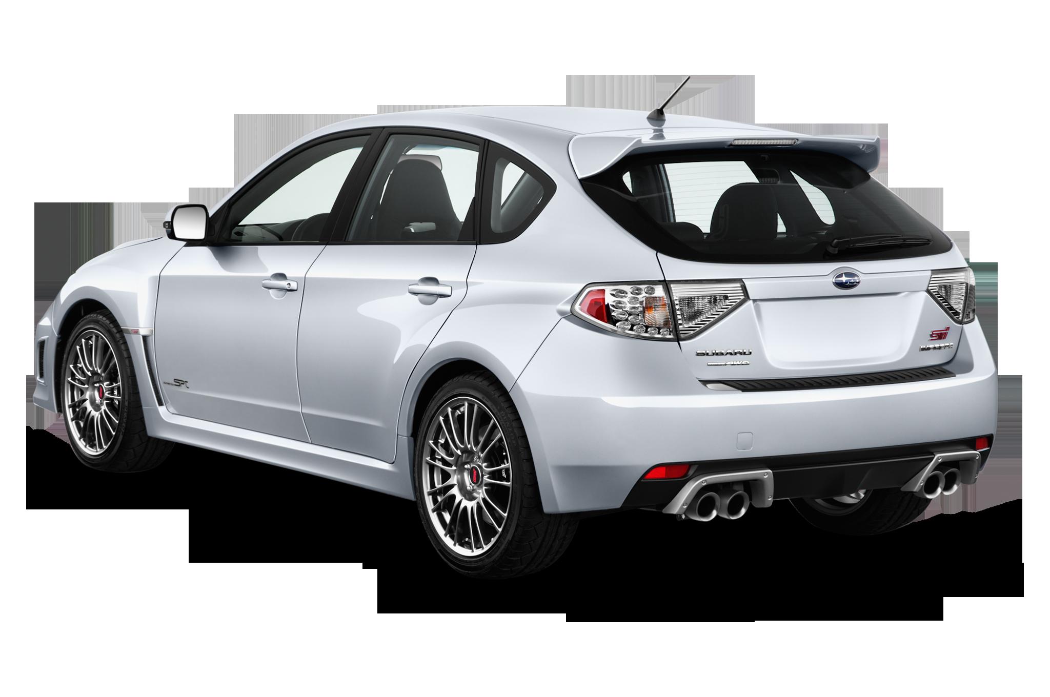 Subaru Impreza WRX STi III 2007 - 2014 Sedan #5