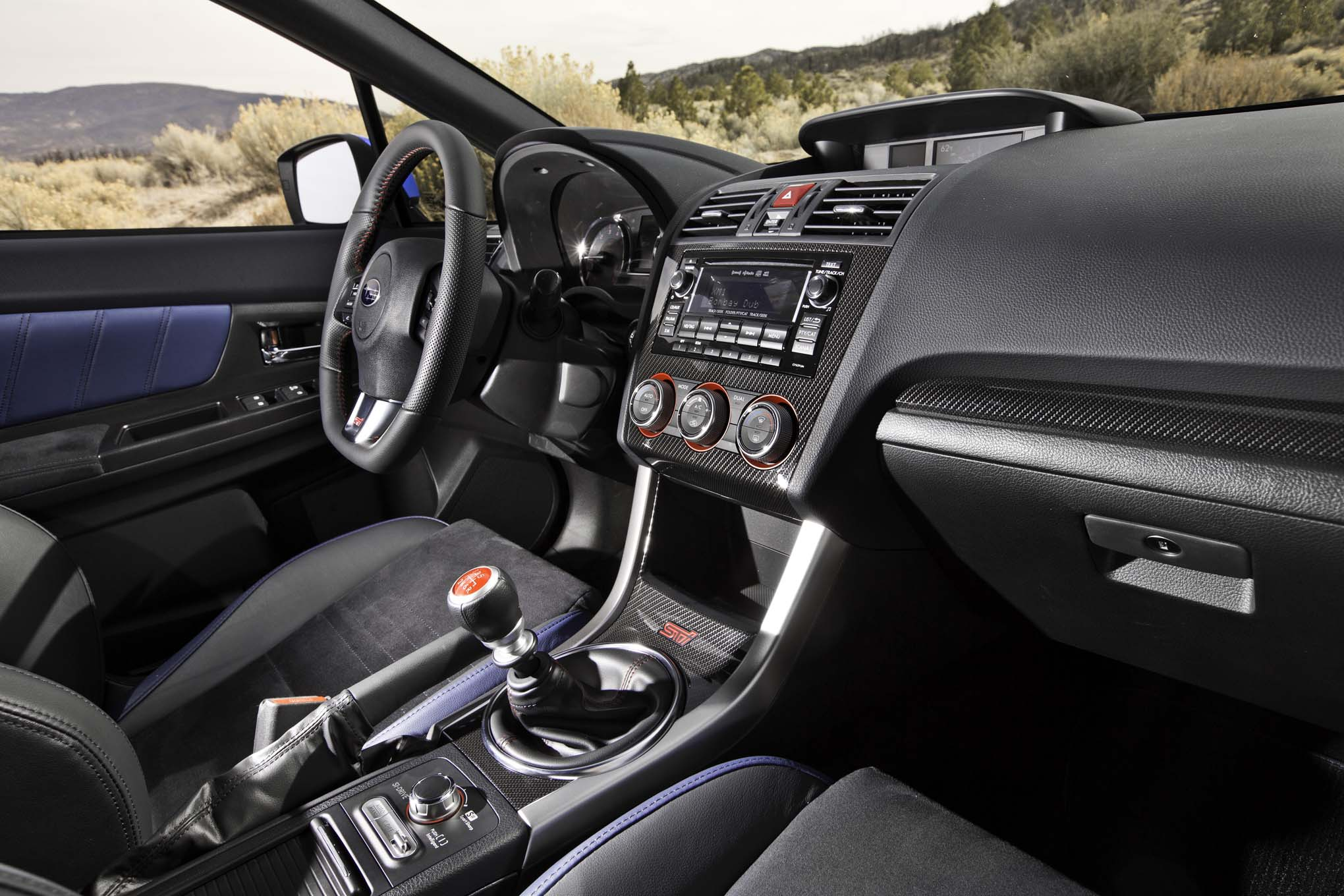 Subaru WRX STi 2014 - now Sedan #3