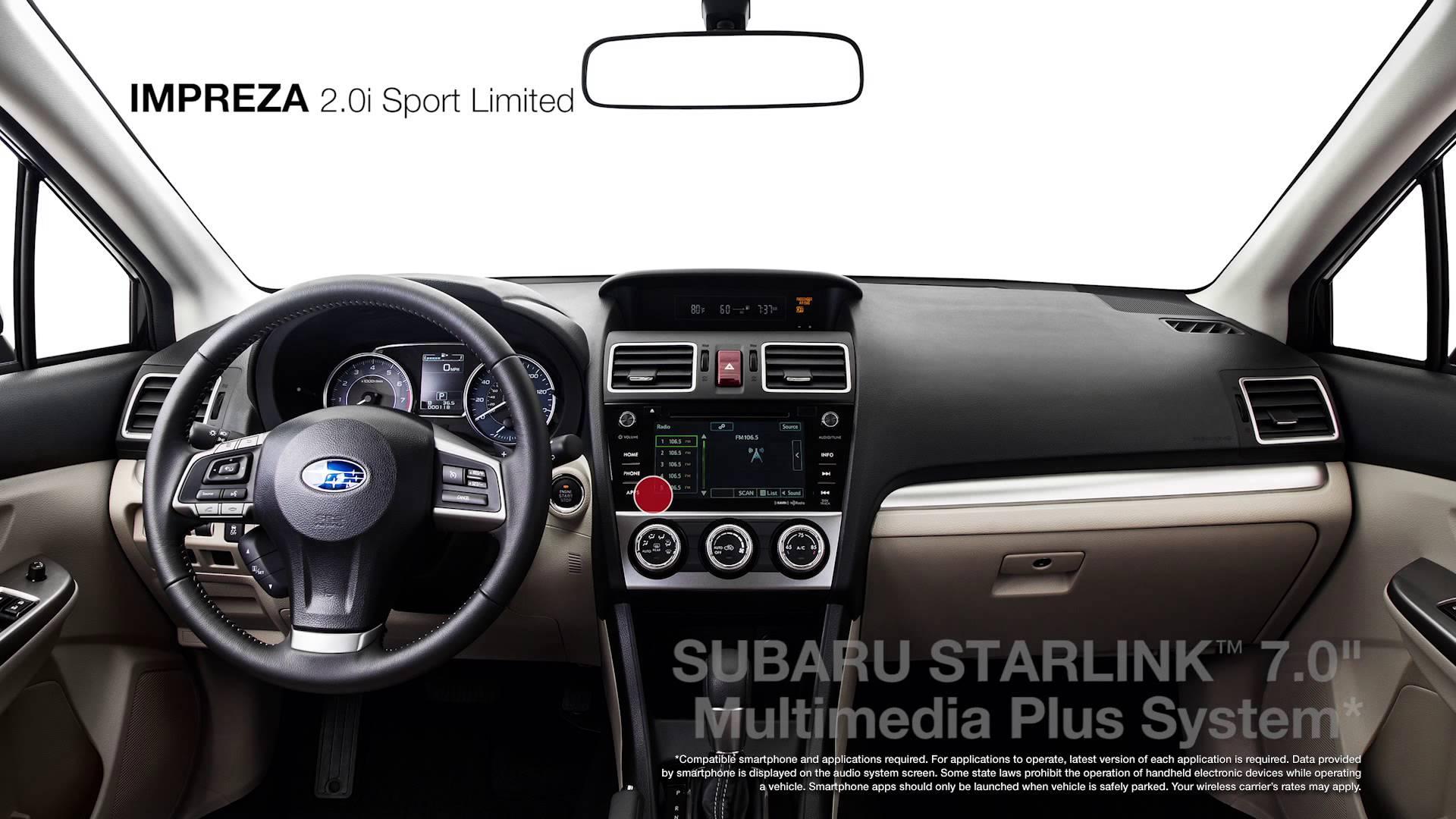 Subaru Impreza V 2016 - now Sedan #7